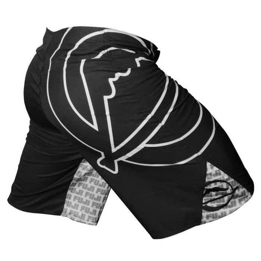 FUJI Inverted Fight Shorts Boxing MMA BJJ Thai Performance Fightwear Clothing - MMA DIRECT