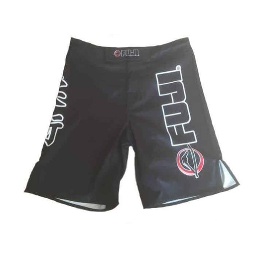 FUJI Obsidian IBJJF Approved Competition Fight Shorts MMA BJJ Thai Performance - MMA DIRECT