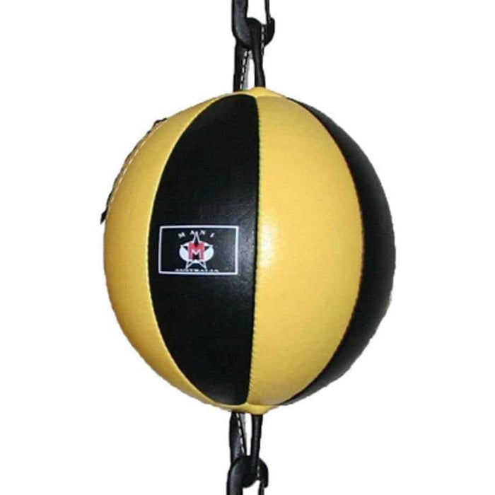 Mani Leather Floor To Ceiling Ball Boxing MMA Muay Thai Training MPB-103a - MMA DIRECT