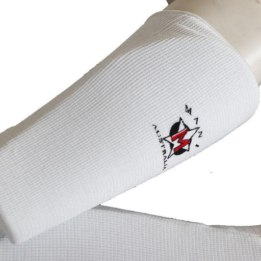 MANI Polyester/Cotton Lightweight Forearm Protector Guard [S/M/L/XL] - MMA DIRECT