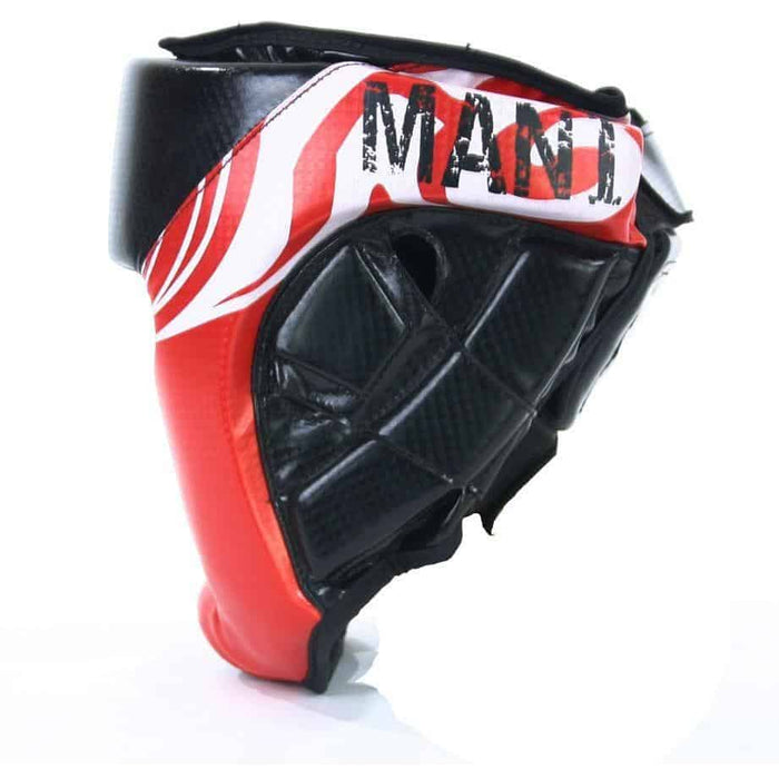 Mani Head Start Series Head Guard Gear Chin Support Adjustable [M/L/XL] - MMA DIRECT