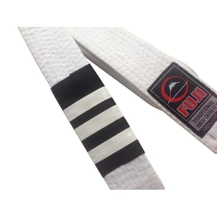 FUJI Grading Tape Grading Dan Stripes Durable Tack BJJ Jiu-Jitsu Karate TKD Judo - MMA DIRECT