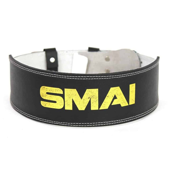 SMAI - Padded Weightlifting Belt - MMA DIRECT