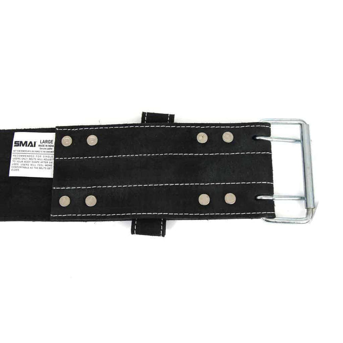SMAI - Weightlifting Belt - Premium - MMA DIRECT