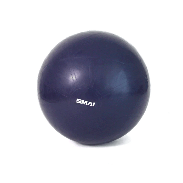SMAI - Commercial 65cm Gym Ball - MMA DIRECT