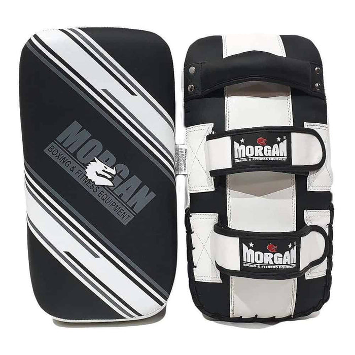 Morgan V2 Aventus Curved Thai Pads (Pair) - MMA DIRECT