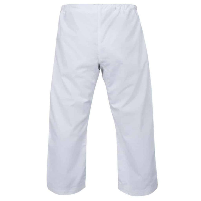 Yamasaki Gold Canvas Pants (White) - 14oz