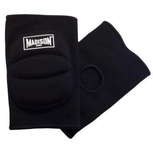 Madison Volleyball Knee Pads - Black - Sports Grade