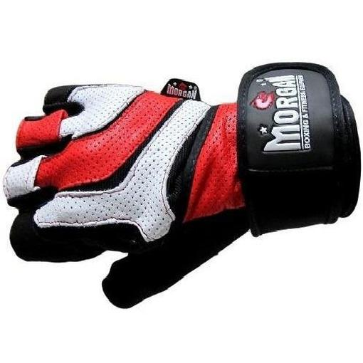 Morgan Delta Weight Lifting & Crossfit Training Gym Gloves - MMA DIRECT