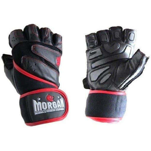 Morgan Elite Weight Lifting & Cross Training Gloves (S/M/L/XL) - MMA DIRECT