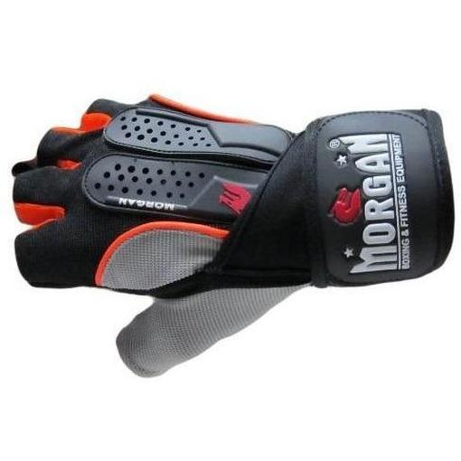 Morgan XTR Weight Lifting & Crossfit Gym Workout Training Gloves - MMA DIRECT