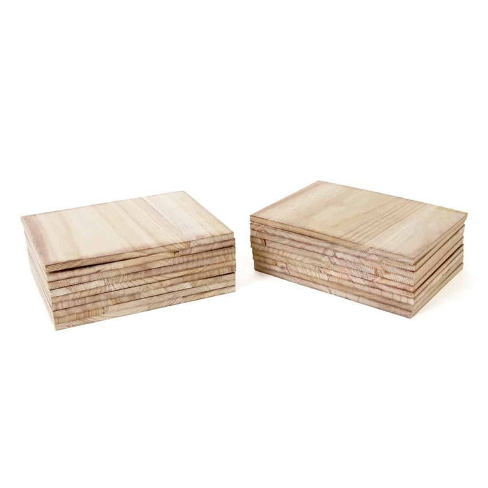 SMAI - Paulownia Wood Break Boards - 20 pk of 1.2cm - MMA DIRECT