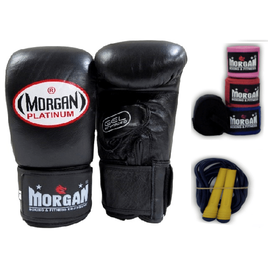 Morgan Platinum Bag Training Pack Boxing Trainers/Coaching Kit MBP-1 - MMA DIRECT
