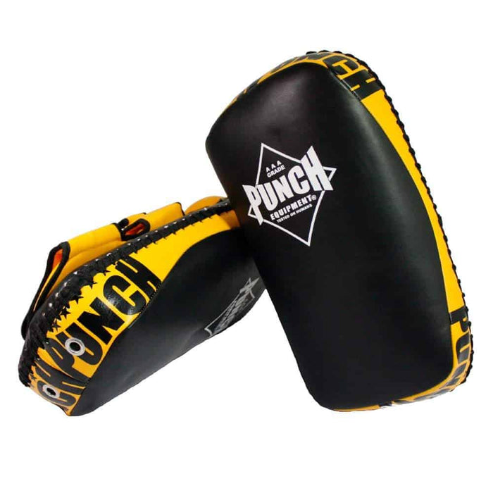 PUNCH Black Diamond LUMPINEE Thai Pads - MMA DIRECT