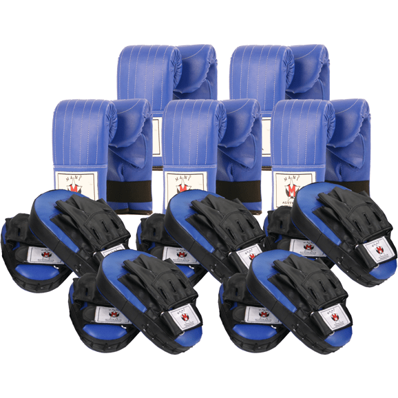 MANI Starter Boxing Bulk Pack Set Gym Personal Trainer - MMA DIRECT