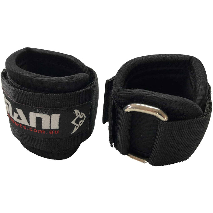 MANI Weight Training Power Lifting Wrist Support - MMA DIRECT