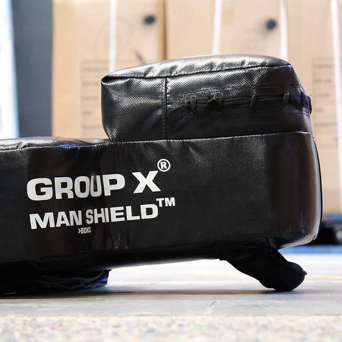 Punch GroupX Man Punching Shield Pad Manshield Boxing MMA Training - MMA DIRECT