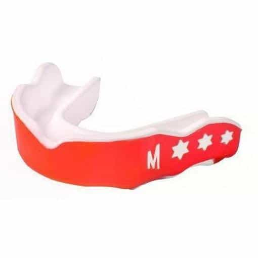 Madison Mission Mouthguard - Red Rugby League NRL - Sports Grade