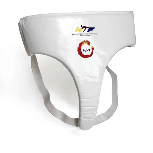 SMAI WKF Approved Female Groin Guard Martial Arts Protective Equipment P123 - MMA DIRECT
