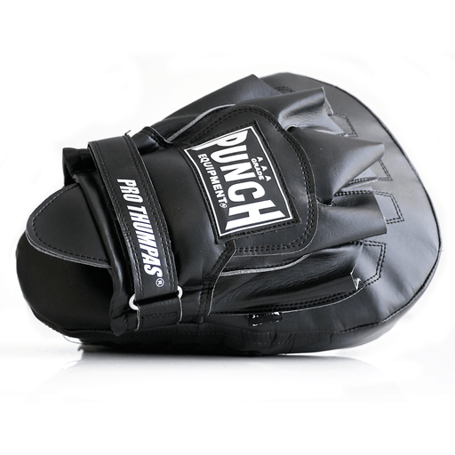 Pro Thumpas 70mm Thick Focus Pads Boxing MMA Fighting Training Sparring - MMA DIRECT