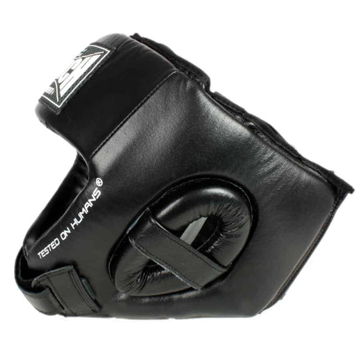 PUNCH Open Face Head Gear Guard V30 Light Sparring Head Protection - MMA DIRECT