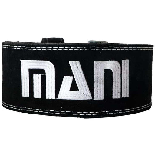 MANI Quick Release Power Weight Lifting Belt Gym Exercise [S/M/L/XL] - MMA DIRECT
