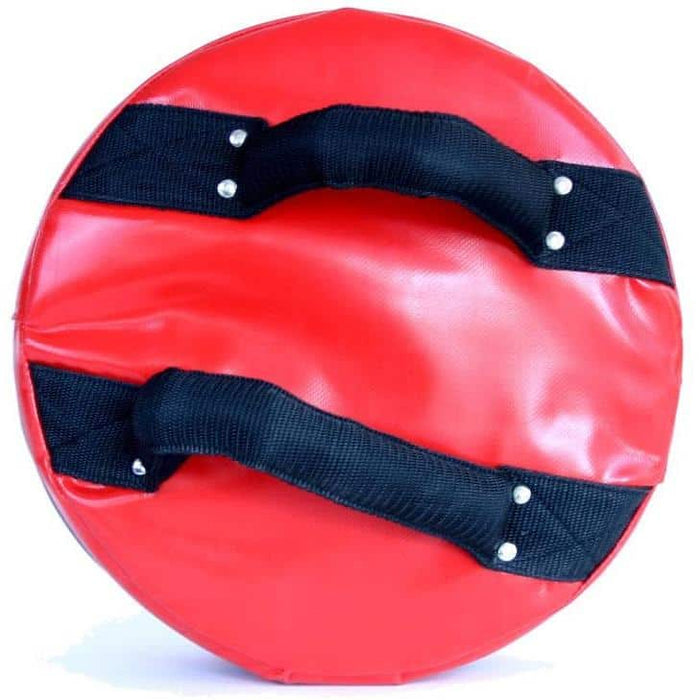 Mani SINGLE Round Shield Large Commercial Quality MMA / Muay Thai MSMR-101L - MMA DIRECT