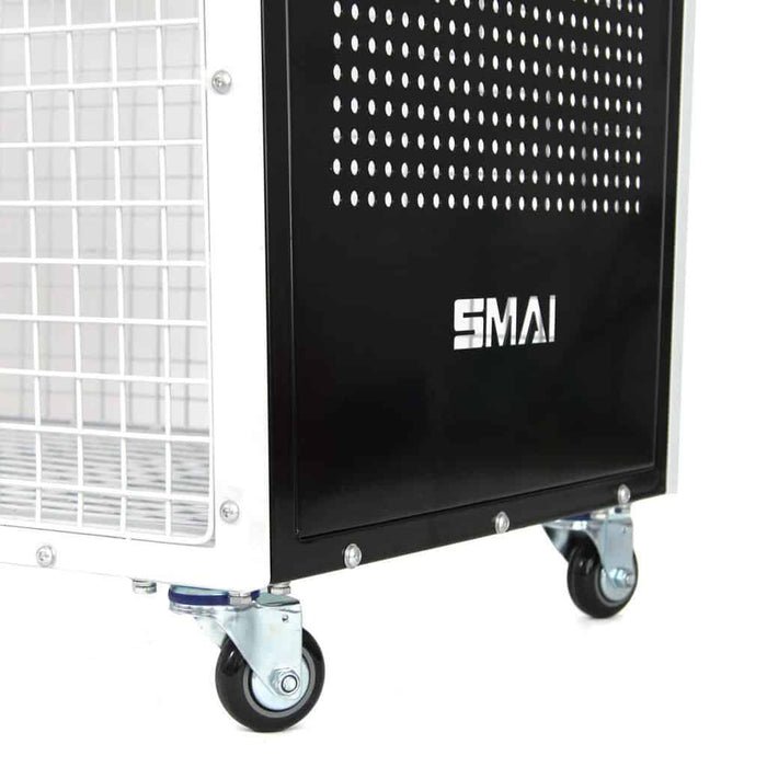 SMAI - Lockable Storage Bin - MMA DIRECT