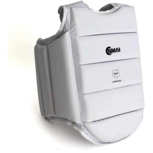 SMAI WKF Approved Kids Karate Chest Protector Protective Equipment SM B132-M - MMA DIRECT