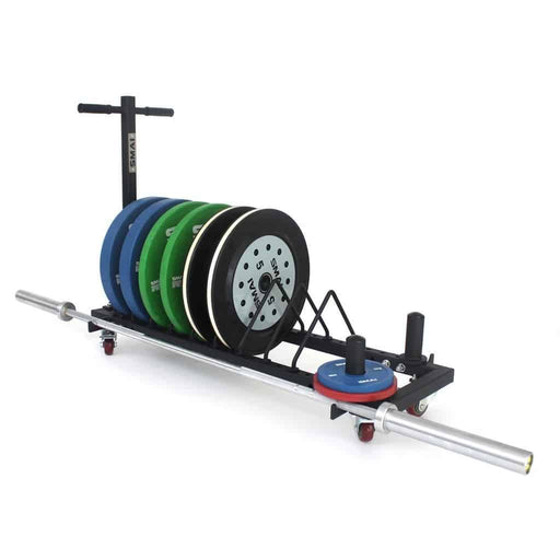 SMAI - Bumper Plate Trolley Hybrid - MMA DIRECT