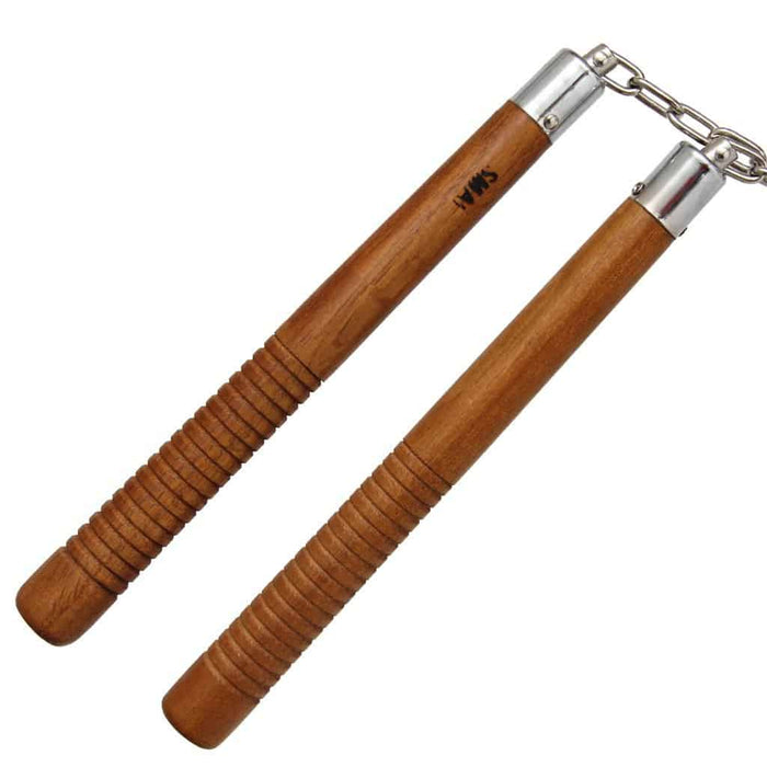 SMAI - Nunchaku - Wooden - MMA DIRECT
