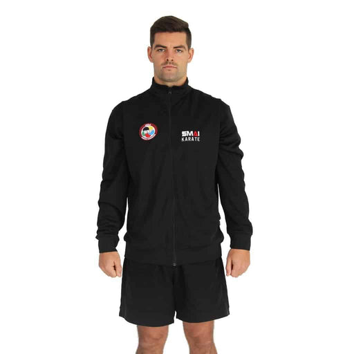 SMAI -  WKF Track Jacket - MMA DIRECT