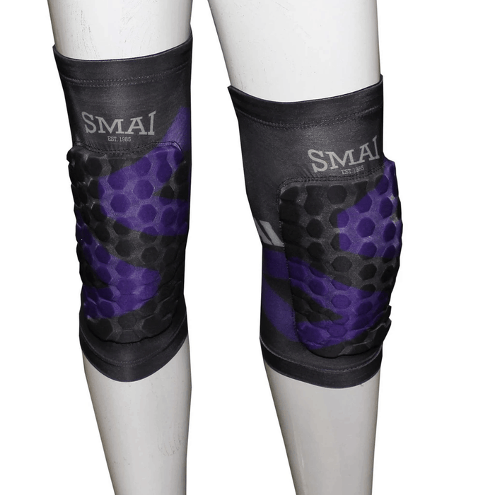 SMAI - Knee Guard - Womens (Pair) - MMA DIRECT