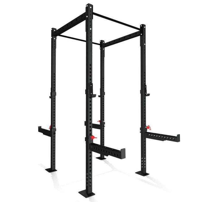 SMAI - Double Squat Rack Full Cell - MMA DIRECT