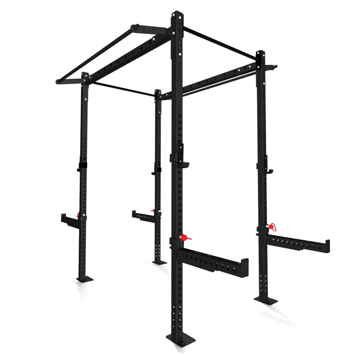 SMAI - Double Utility Invertor Squat Rack - MMA DIRECT