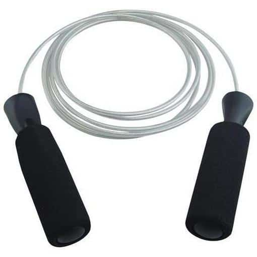 Madison PVC Cable Skipping Rope - Sports Grade