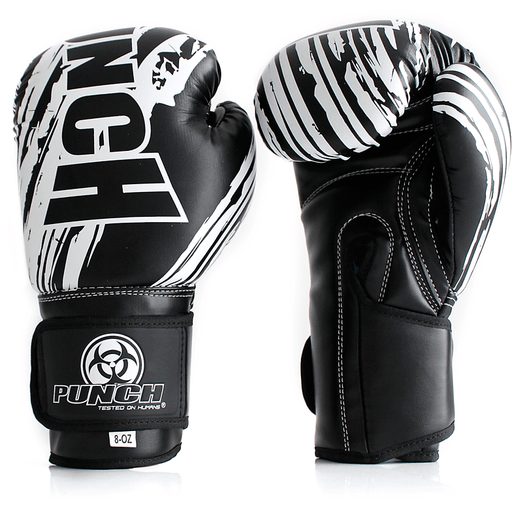 PUNCH Youth AAA Padded Boxing Gloves 8 oz - MMA DIRECT