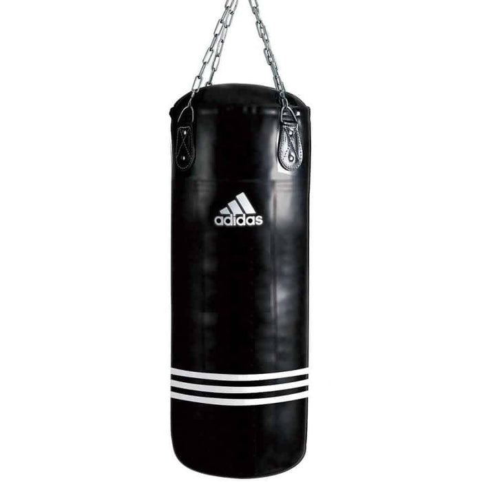 Adidas Training Punching Bag 33x150cm Black Gym Equipment ADIBAC18-150 - MMA DIRECT