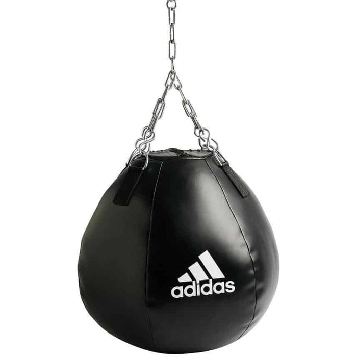 Adidas The Body Snatcher Punching Bag 56x61cm Black Gym Equipment ADIBAC27 - MMA DIRECT