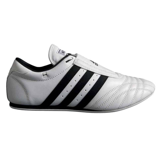 Adidas SM II Martial Arts Shoe Lightweight Flexible & Stable White - MMA DIRECT