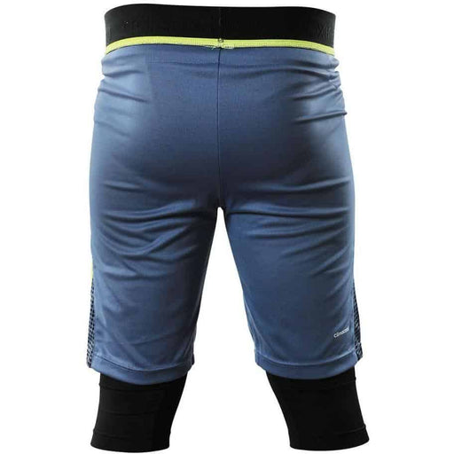 Adidas Mens Tech Short w/ Leggings Climacool Material Elastic Waist ADISTS01 - MMA DIRECT