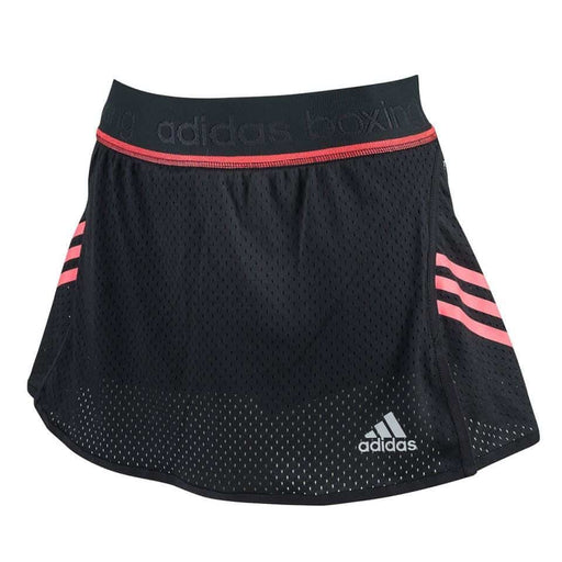 Adidas Womens Training Skort Dress Skirt Climacool Mesh Black ADISWSK02 - MMA DIRECT