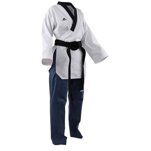 Adidas Taekwondo Poomsae Senior Adult Female Womens Gi Uniform Dobok - MMA DIRECT