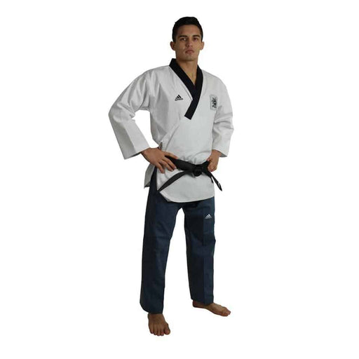 Adidas Taekwondo Poomsae Senior Adult Male Men Gi Uniform Dobok - MMA DIRECT