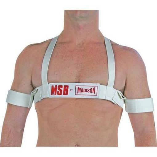 Madison Football Shoulder Brace Rugby League NRL - Sports Grade