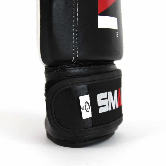 SMAI Pro Trainer Bag Mitt Boxing Glove Boxing Training B092-S-BLK - MMA DIRECT