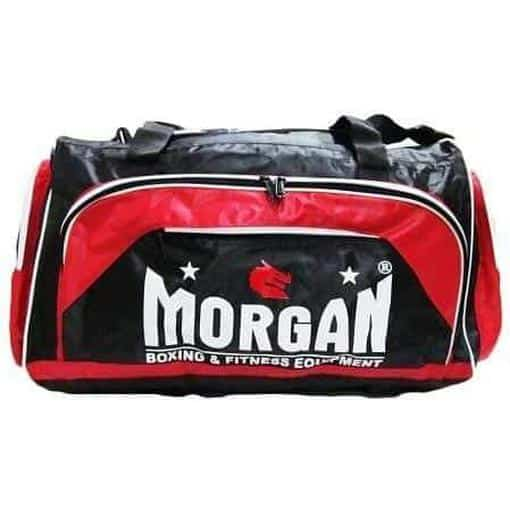 Morgan Platinum Personal Boxing MMA Gym Equipment Gear Bag [Red or Pink] - MMA DIRECT