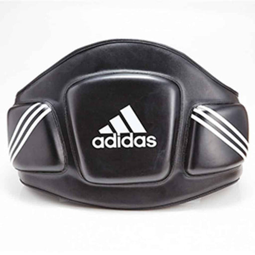 Adidas Belly Pad Velcro Strapped Boxing Thai MMA Protective Equipment ADXPR100 - MMA DIRECT