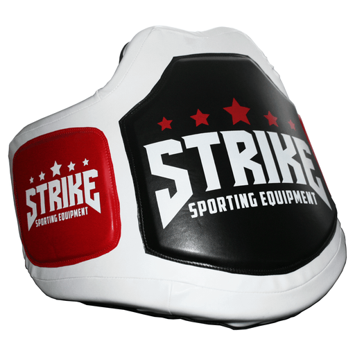 STRIKE Body Protector Boxing Kidney Chest Belly Guard Pad MMA / Thai - MMA DIRECT