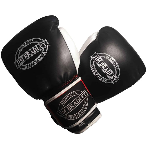 Jim Bradley Australia Premium Club Boxing Glove Lock in Thumb + Wrist Support - MMA DIRECT